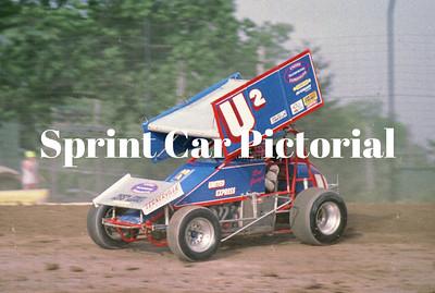 Fremont 07-03-92 All Stars