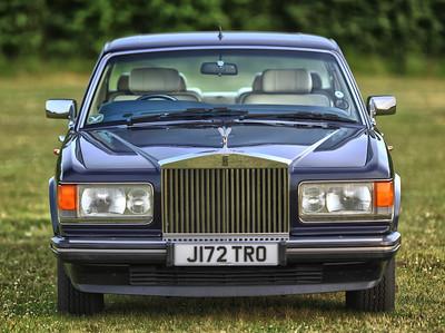 1992 Rolls Royce Silver Spur II J172 TRO