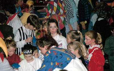 Kindermiddag in de Hostent