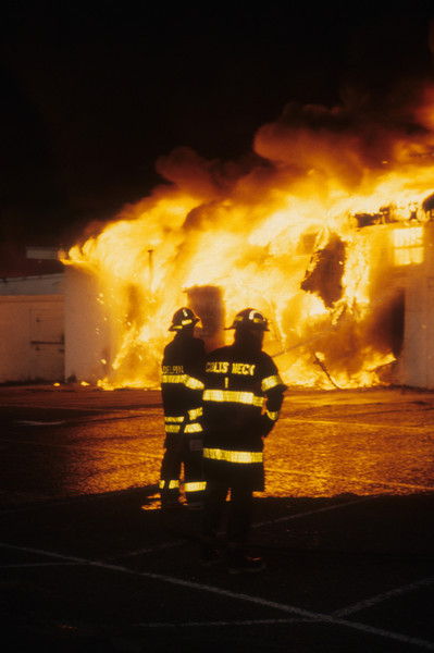 1992 Fires