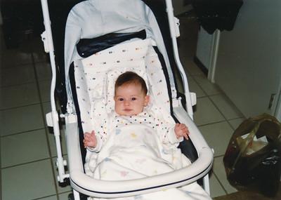 1992 Christina baby photos