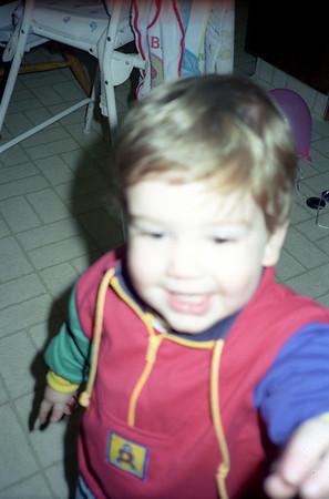 1992 Scott as toddler