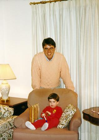 1992 Scotts first birthday, 2nd year