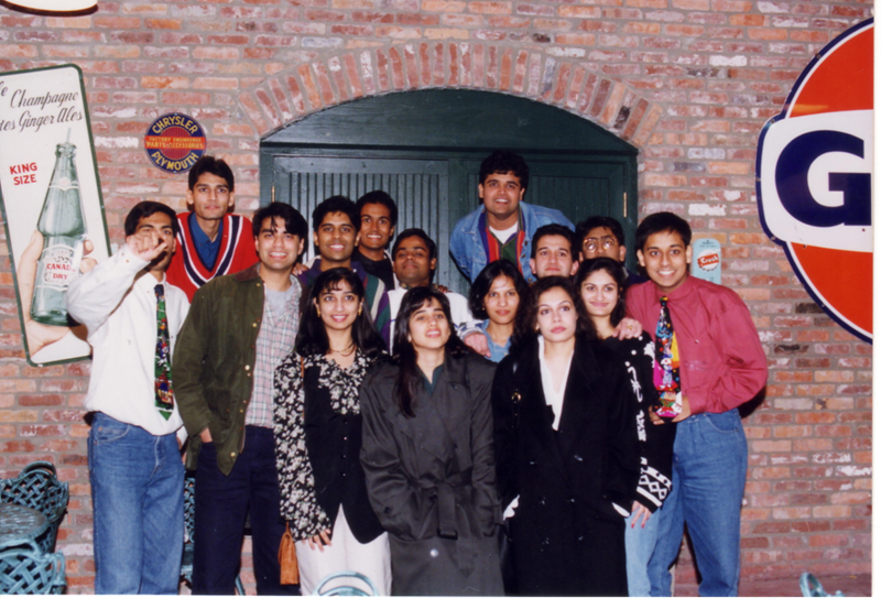 YJA Board Meeting - January 1994 or 1995? Houston, TX.