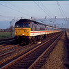47850 departs Crewe working the 14:03 London Paddington - Liverpool Lime St 20/03/93