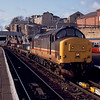 37406 passes through Springburn 26/02/93