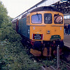 33023 at Addiscombe working A1A Railtours Merry Wives railtour, 05:00 Carnforth - Windsor & Eton Riverside 15/05/93