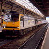 60097 at Preston and will work the 15:49 to Heysham Harbour as part of the Pathfinder Railtours Lancastrian Mini Excursions 22/05/93