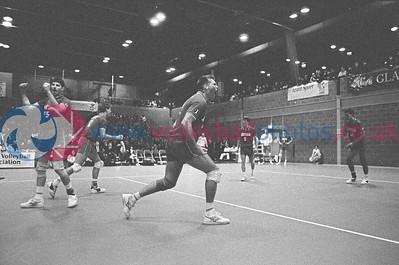 GB v Australia International Volleyball Challenge, Kelvin Hall ISA, Glasgow, 15th Dec 1993