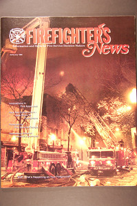 Firefighters News - June-July 1994