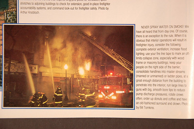Firefighters News - April-May 1995