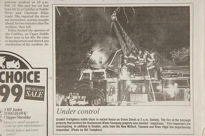 Ridgewood News - 2-25-93
