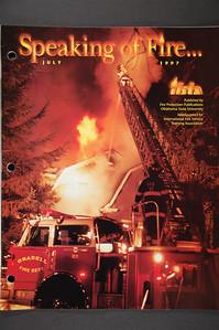 IFSTA - Speaking of Fire - July 1997