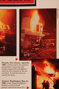 Firehouse Magazine - August 1993