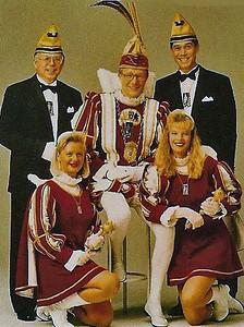 Kabinet Prins Ronald den Eerste