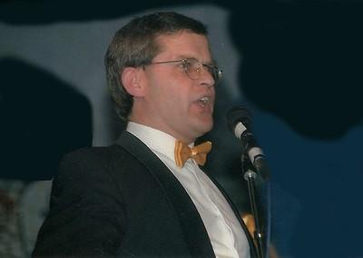 Schlagerfestival met S.O.C.N. bestuurslid Dick Blokland