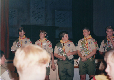 1994 - Spring Court of Honor