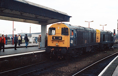 20 187 at Derby on 2nd April 1994