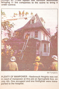Emergency Services News - August 1994