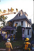 Hasbrouck Heights 7-4-94 : Hasbrouck Heights General Alarm on Springfield Ave. on 7-4-94.