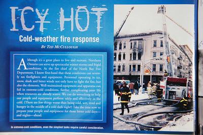 Fire Rescue Magazine - February 2004