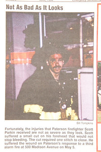 Emergency Services News - June 1994