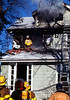 Teaneck 1-16-94 : Teaneck 2nd alarm at 101 Sheppard Ave. on 1-16-94.