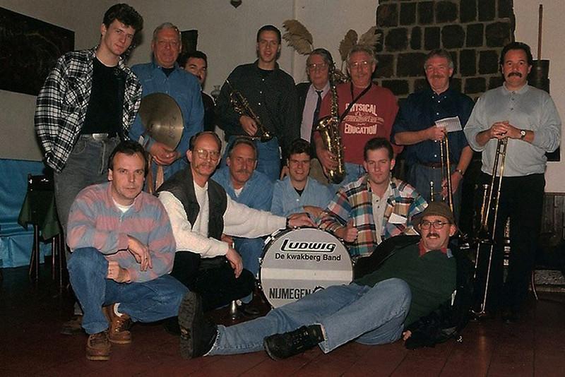 Kwakbergband