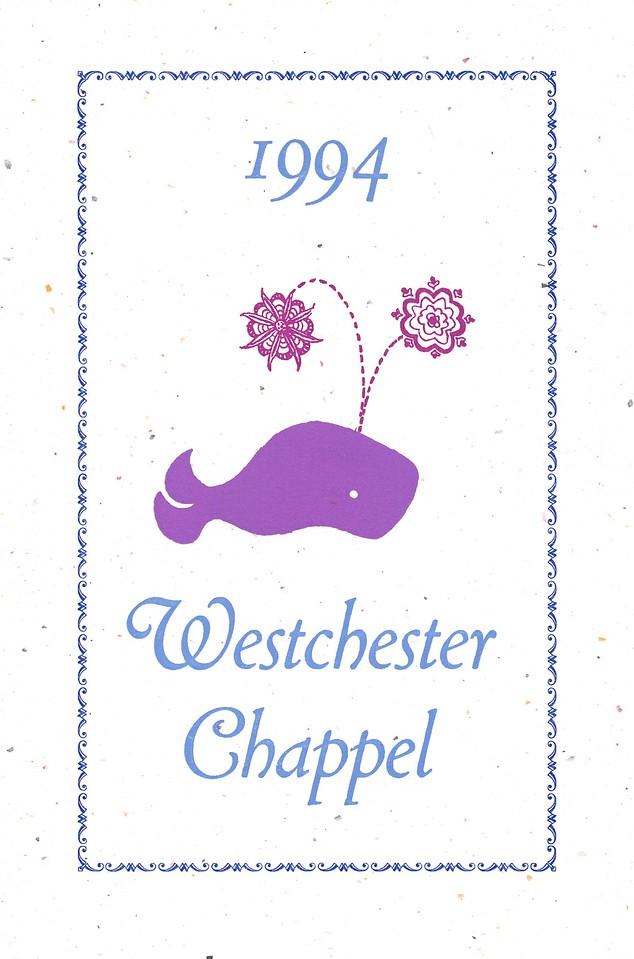 Cover, 1994, Glad Hand Press