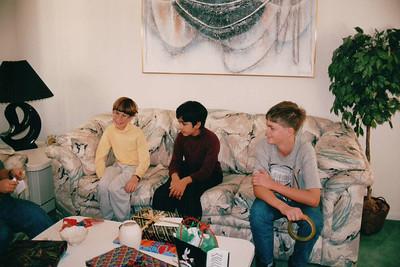Matthew's 12th Birthday