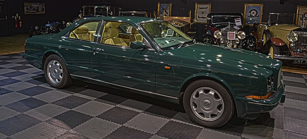1995 Bentley Continental R Coupe CDK 5