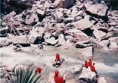 1995 - Bridge to nowhere, Narrows Trip