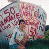 Pictured is Emmi LeVasseur in 1995.<br /> <br /> Photographer: Unknown<br /> Submitted by: Elaine Murray