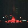 04-29-95 Chicago 02 Buckingham Fountain at night