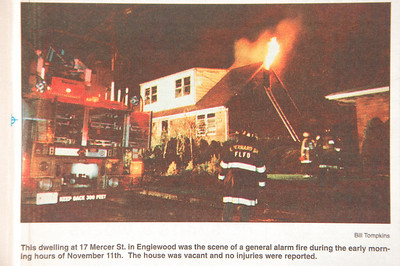 Emergency Services News - December 1995