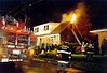 Englewood Cliffs 11-11-95 : Englewood Cliffs General Alarm at 17 Mercer Ave. on 11-11-95.