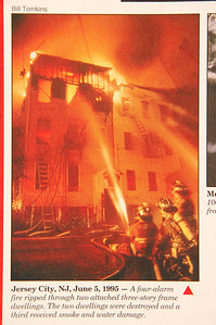 Firehouse Magazine - November 1995