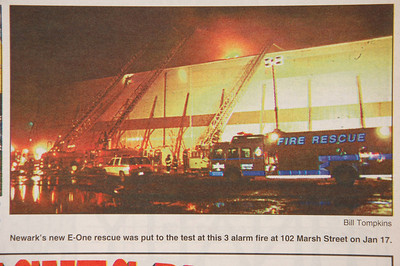 Emergency Services News - February 1995