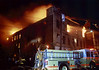 Newark 8-22-95 : Newark 4th alarm at Spring and 8th Streets on 8-22-95.
