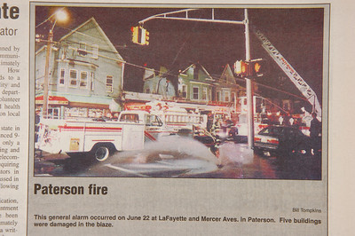 Emergency Services News - July 1995