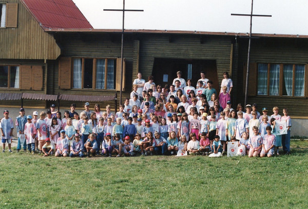 Summer Service Corps 1995 - Eastern Europe