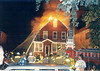 Wallington 8-6-95 : Wallington General Alarm at 187 Maple Ave. on 8-6-95.  Photos by Chris and Bill Tompkins