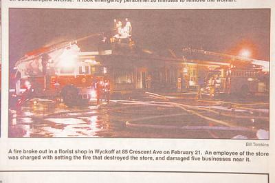 Emergency Services News - April 1995