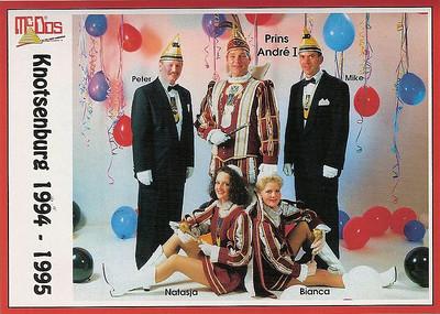 Kabinet van Prins André den Eerste