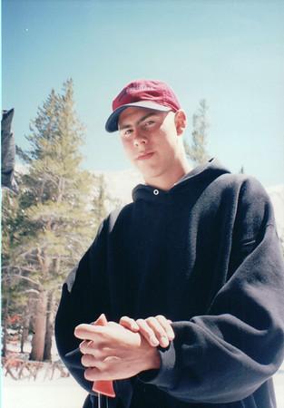 1996 - Snow Shoe Hike @ Fish Creek