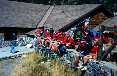 3/1996 - Training Hike