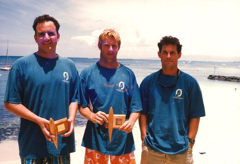 1996 Summer Surf Paddleboard Race