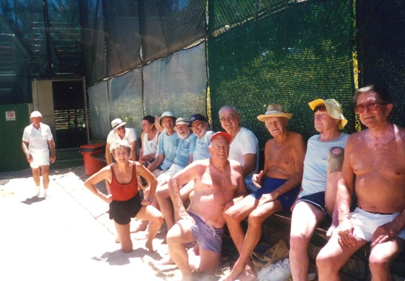 1996 Bourbon League Reunion