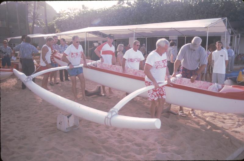 1996 Cline Canoe Blessing