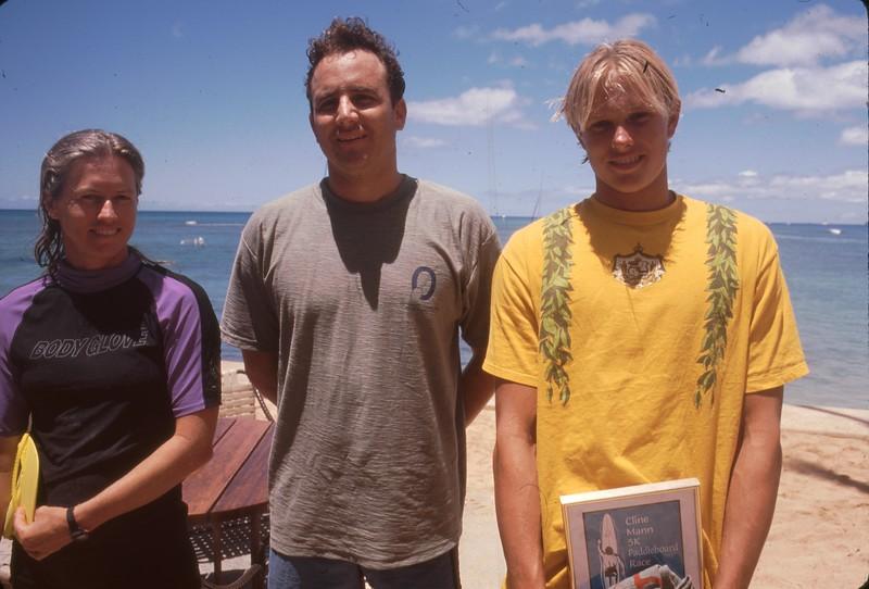 1996 Cline Mann 5K Paddleboard Race